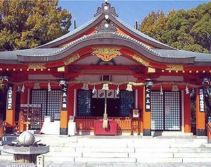 吹田片山神社