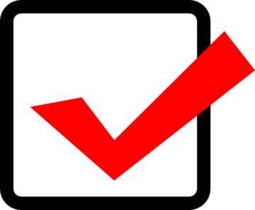 check-mark
