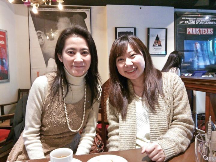 SAKURA.さんと昌美です。