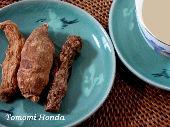 アマドコロ茶(トングルレ茶)