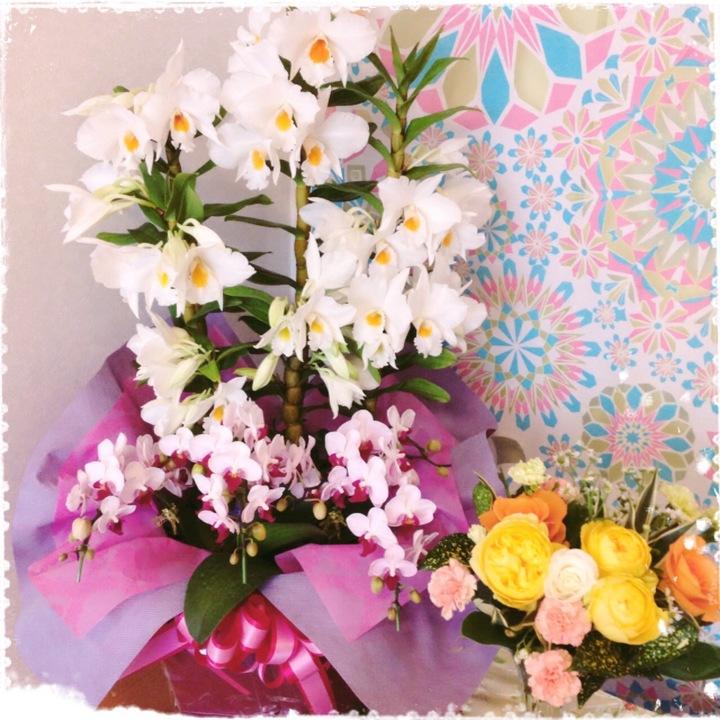 お花とアジアンテイストのスタジオ