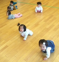 辻直美先生の子どもの姿勢発達講座
