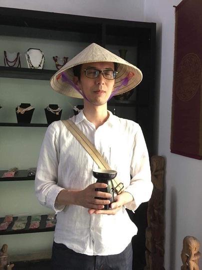 河田博成氏2