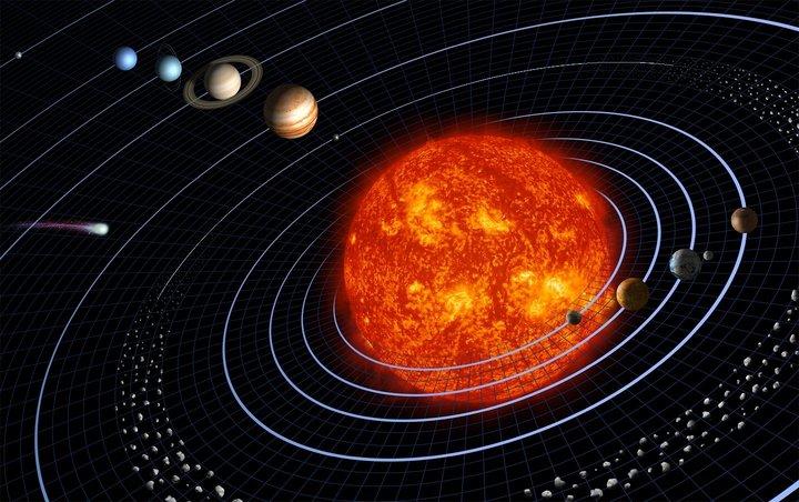 大宇宙と大自然