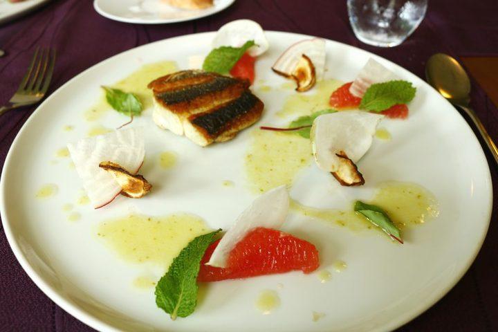 コワンドゥフルノー名越シェフのフランス料理