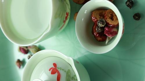 食べる氣功薬膳茶