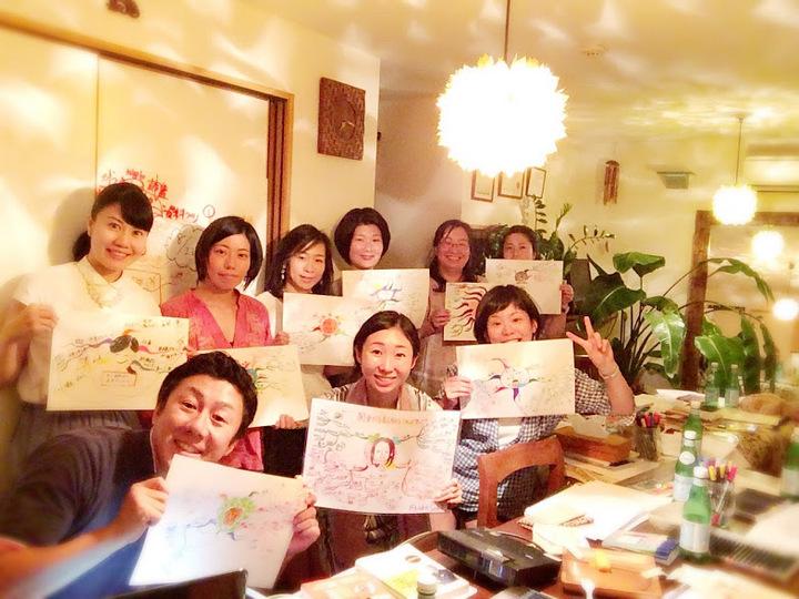 マインドマップ講座 東京